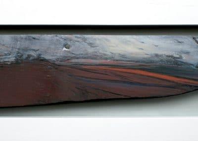 Ploughed Lines - 62 x 23 cm